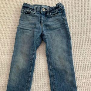 GAP heart jeans